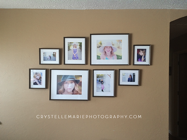 Custom Wall Art Using Shoot Sell App And Design Aglow