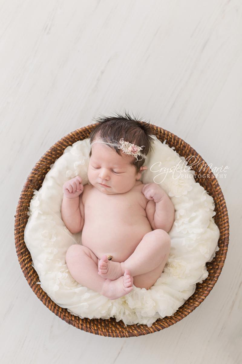 newborn bowl prop